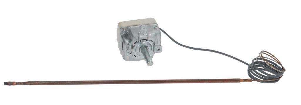 Termostat monofazic reglabil 75-500*C, 1NO de la Kalva Solutions Srl
