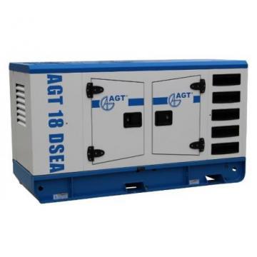 Generator curent diesel stationar AGT 18 DSEA