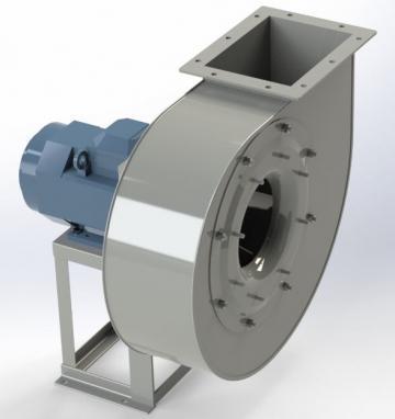 Ventilator centrifugal TPA 401 T2 7.5kW 3000rpm