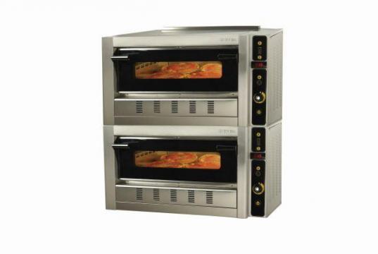 Cuptor gaz 8 pizza 30cm FG4D de la Clever Services SRL
