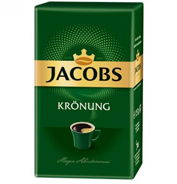 Cafea macinata Jacobs Kronung 500g de la KraftAdvertising Srl