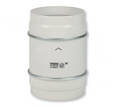 Ventilator de conducta in linie 200 TD-800/200 Ecowatt