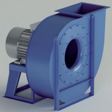 Ventilator particule ZM 350/2R T2 3kW