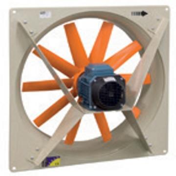 Ventilator axial HC-100-4T/H IE3 Axial wall fan