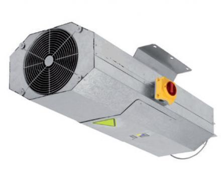 Ventilator Long range HCT/IMP-L-REV-29-4T-0.12