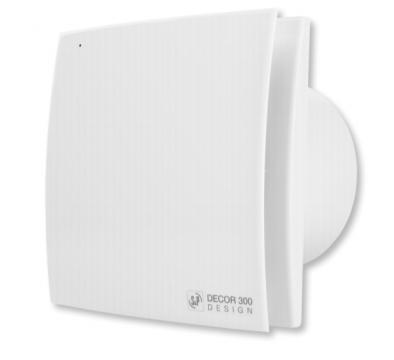 Ventilator de baie Decor-300 CHZ Design de la Ventdepot Srl