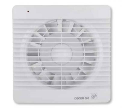Ventilator de baie Decor-300 CR