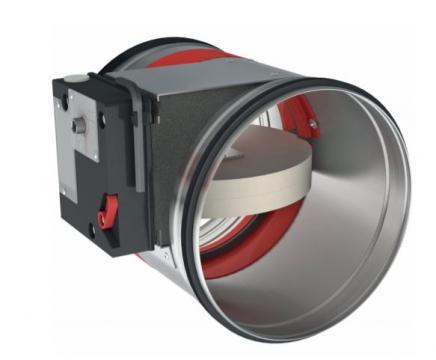 Amortizor circular ignifug 500 CR2+ de la Ventdepot Srl