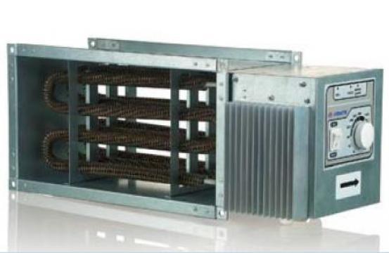 Incalzitor aer electric Controller Heater NK-U 700x400-18.0