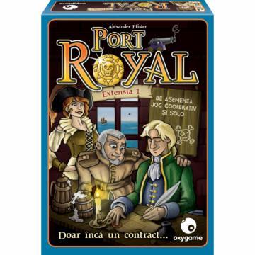 Joc Port Royal: Doar inca un contract de la Chess Events Srl
