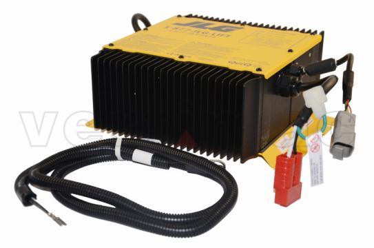 Incarcator baterie Jlg - ES, RS scissors 15MVL, 20MSP de la M.T.M. Boom Service