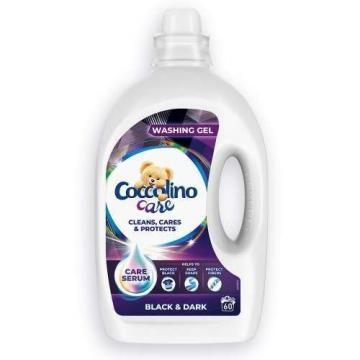 Balsam de rufe gel Coccolino Care Black 60 de spalari 2.4L de la Pepita.ro