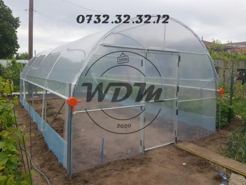 Solarii de legume de la Wdmania Srl