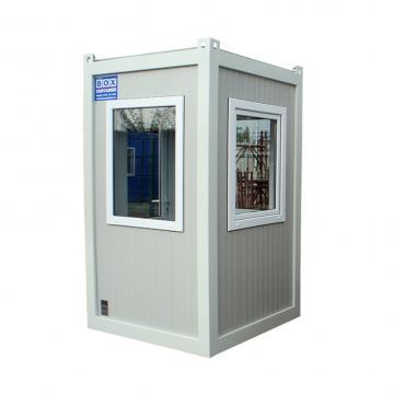 Cabina de paza monobloc de la SC Toalete Ecologice SRL