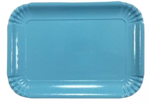 Tavite groase din carton azur N.5=4B (20,4x28,8cm) de la Cristian Food Industry Srl.