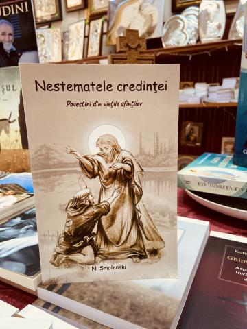 Carte, Nestematele credintei povestiri de la Candela Criscom Srl.