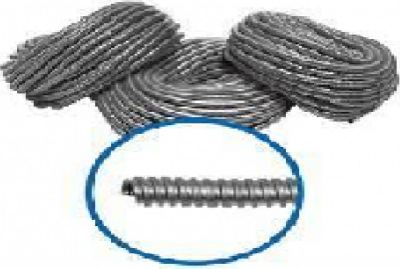 Tub flexibil metalic zincat
