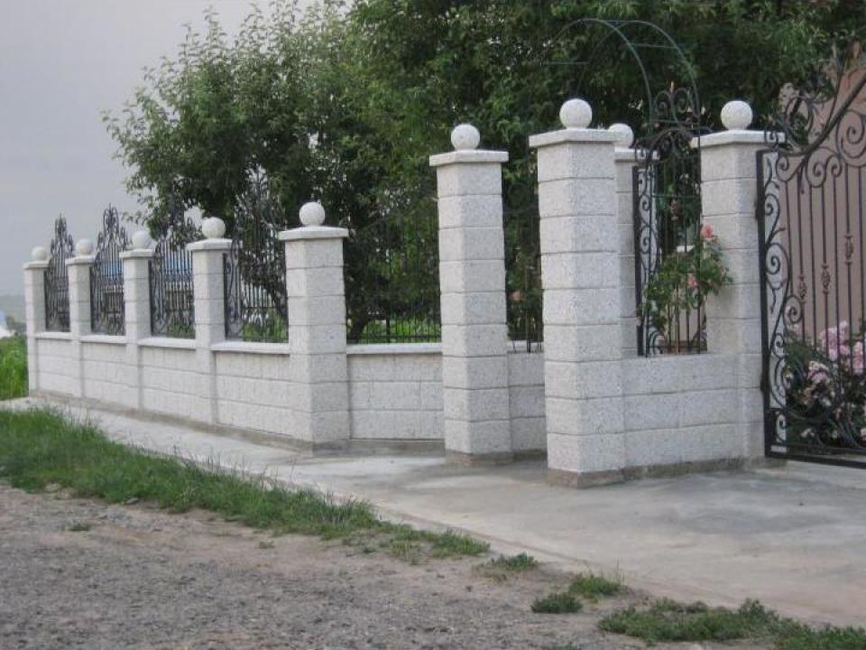 gard spalat din beton liteni prefabet srl id 15537473. Black Bedroom Furniture Sets. Home Design Ideas