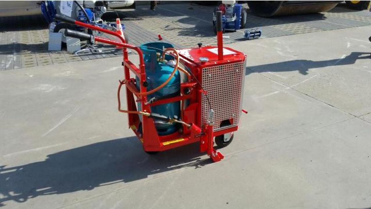Masina pentru colmatat Hydrog ZSK-40