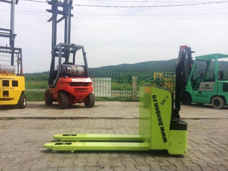Transpalet Pramac 1.4t electric