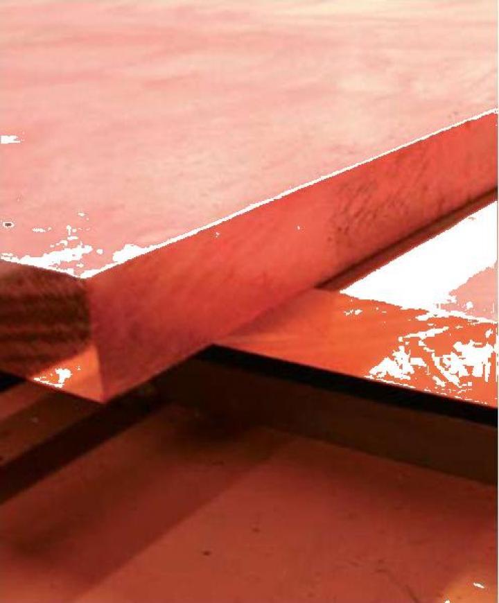 Tabla cupru 1.0x1000x2000 mm
