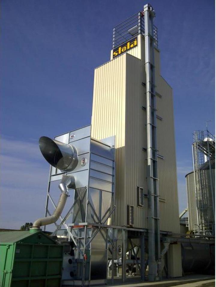 Uscatoare pentru cereale European