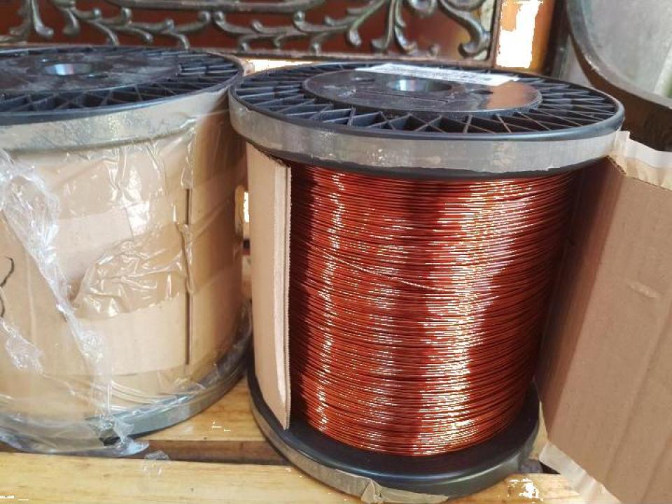 Sarma de bobinaj ET2, 1.2 mm, mosor 10.65 kg