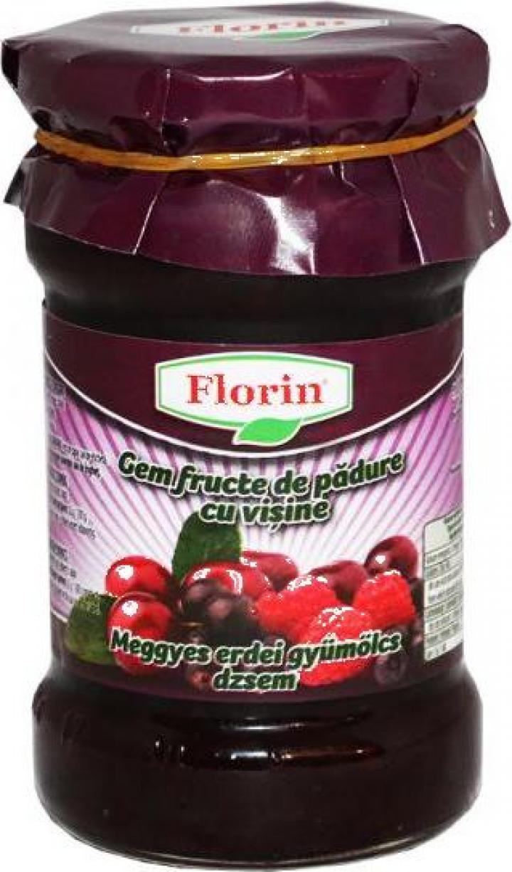 Gem fructe de padure Florin 360gr