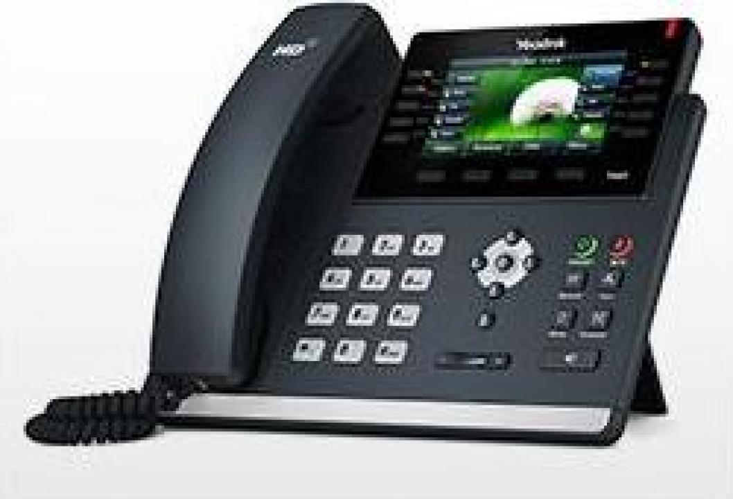 Telefon video SIP T46G
