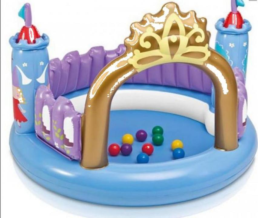Jucarie Castel gonflabil Intex pentru copii