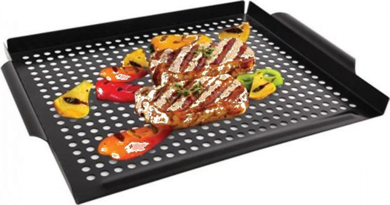 Tava grill pentru cuptor 40x30 cm