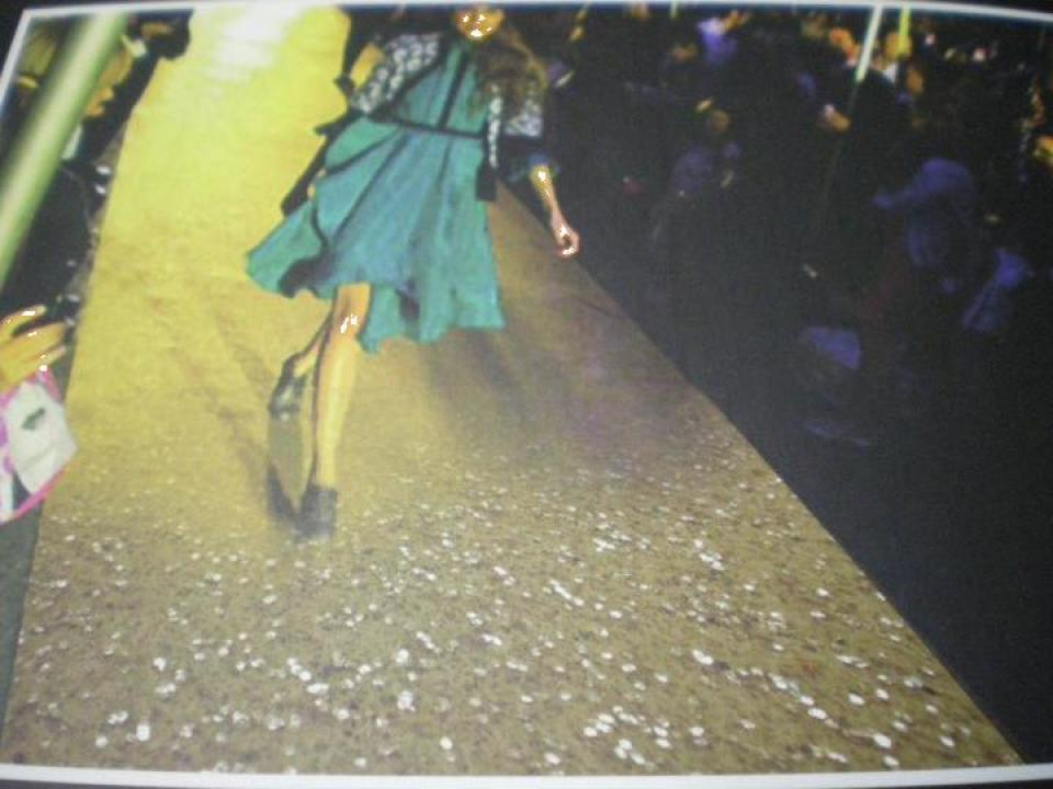 Mocheta expozitie Glitter