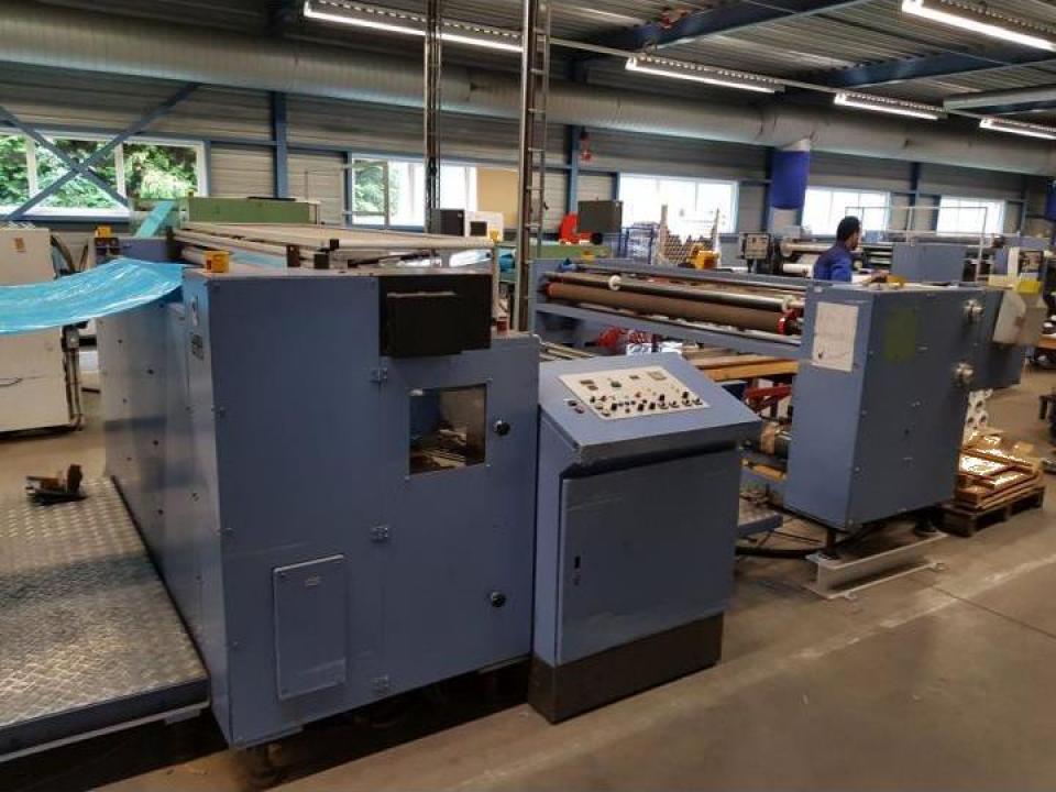 Sudeza fabricare saci rolati, latime maxima 600mm