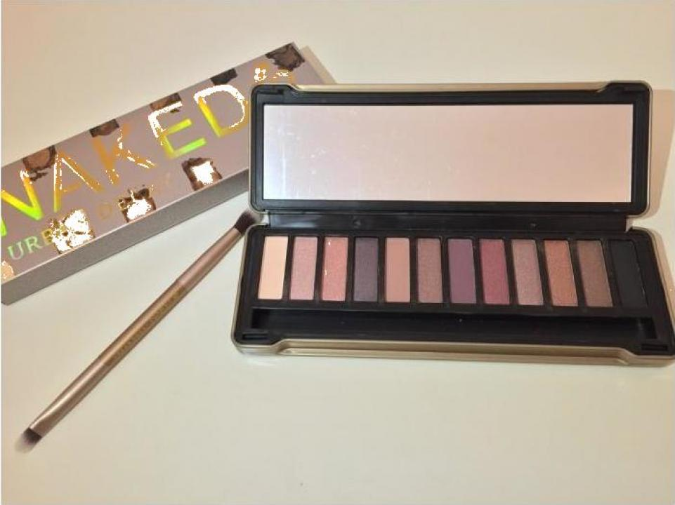 Trusa fard Naked4 Urban Decay
