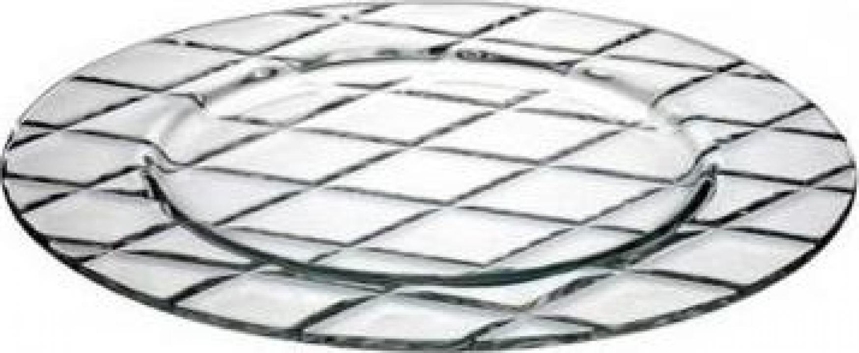 Farfurie intinsa din sticla temperata Vidivil Concerto 32cm