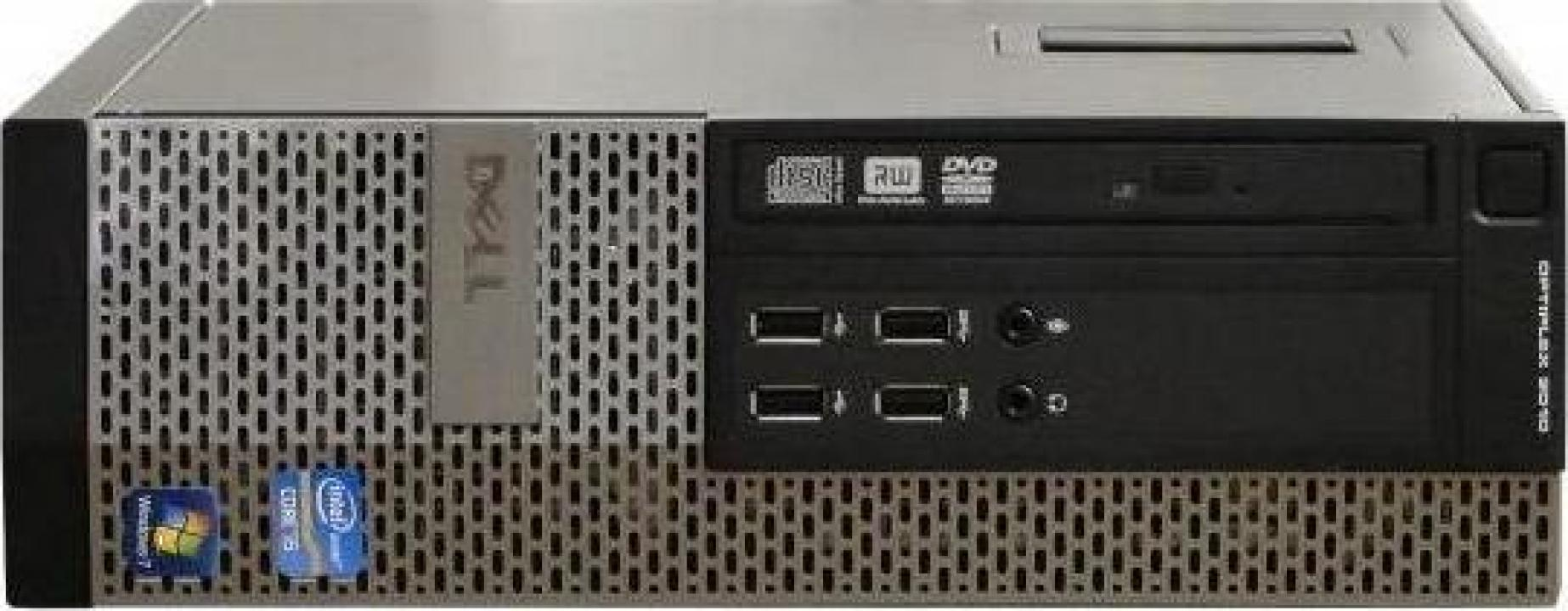 Calculator Dell Optiplex 9020 Desktop SFF, Intel Core i3 Gen