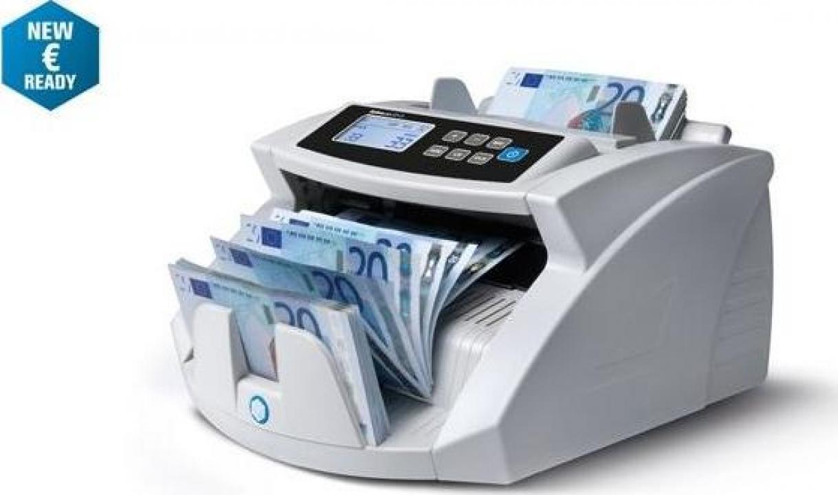 Masina de numarat bancnote Safescan 2210