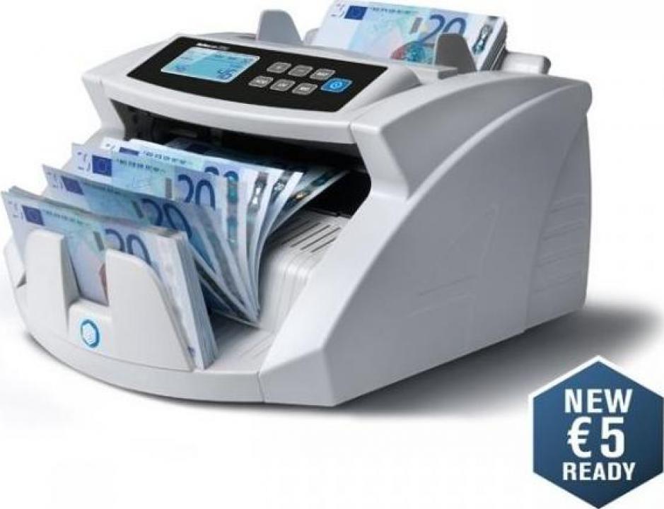 Masina de numarat bancnote Safescan 2250