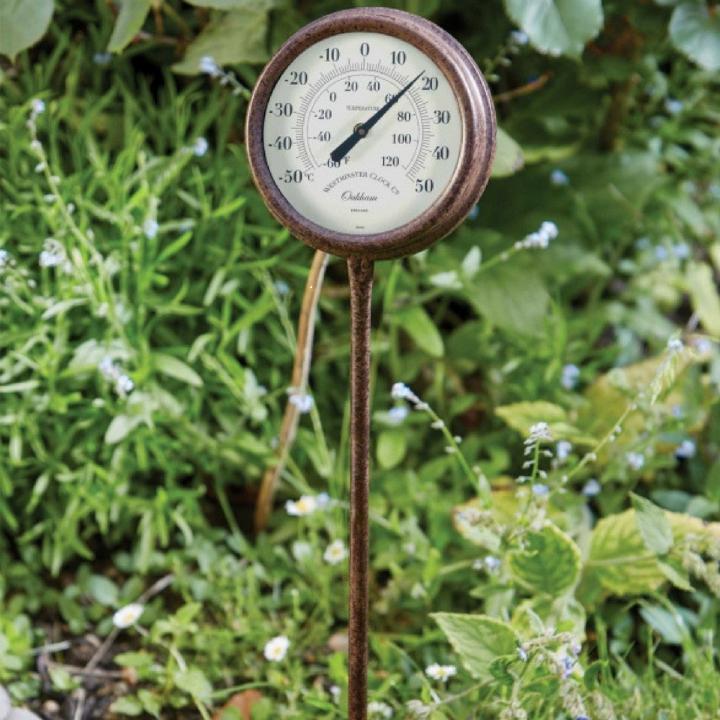Termometru decorativ gradina Oakham