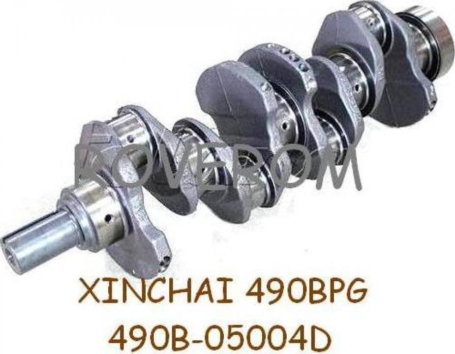Arbore cotit Xinchai 490BPG, HeLi CPCD30, YTO-404