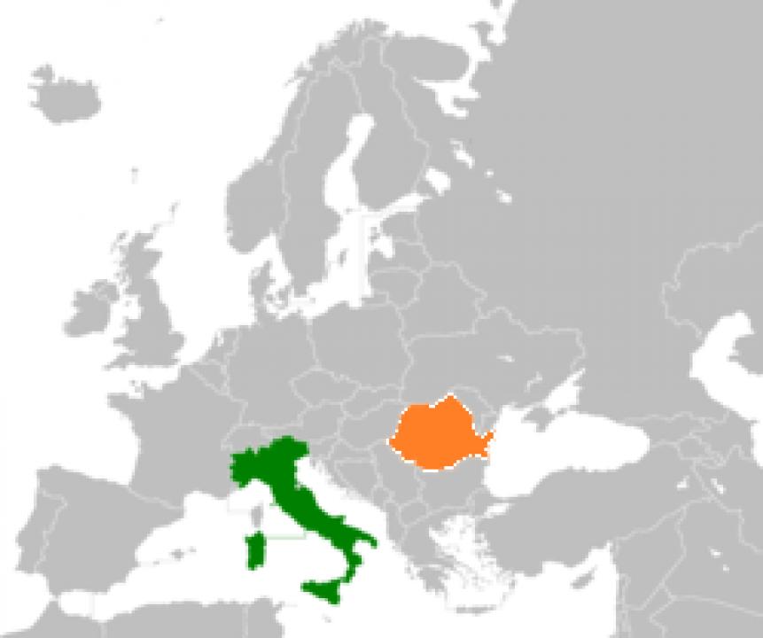 Transport rutier grupaj din/spre Rimini (Italia)