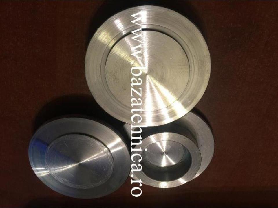 Capac din aluminiu pentru compresor D 90x 23 mm