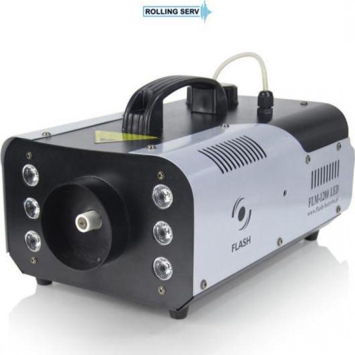 Masina de fum FLM-1200 Led 3in 1 RE