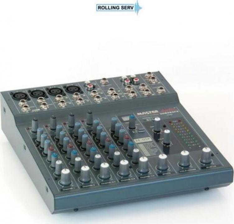 Mixer audio Master Audio USB082FX