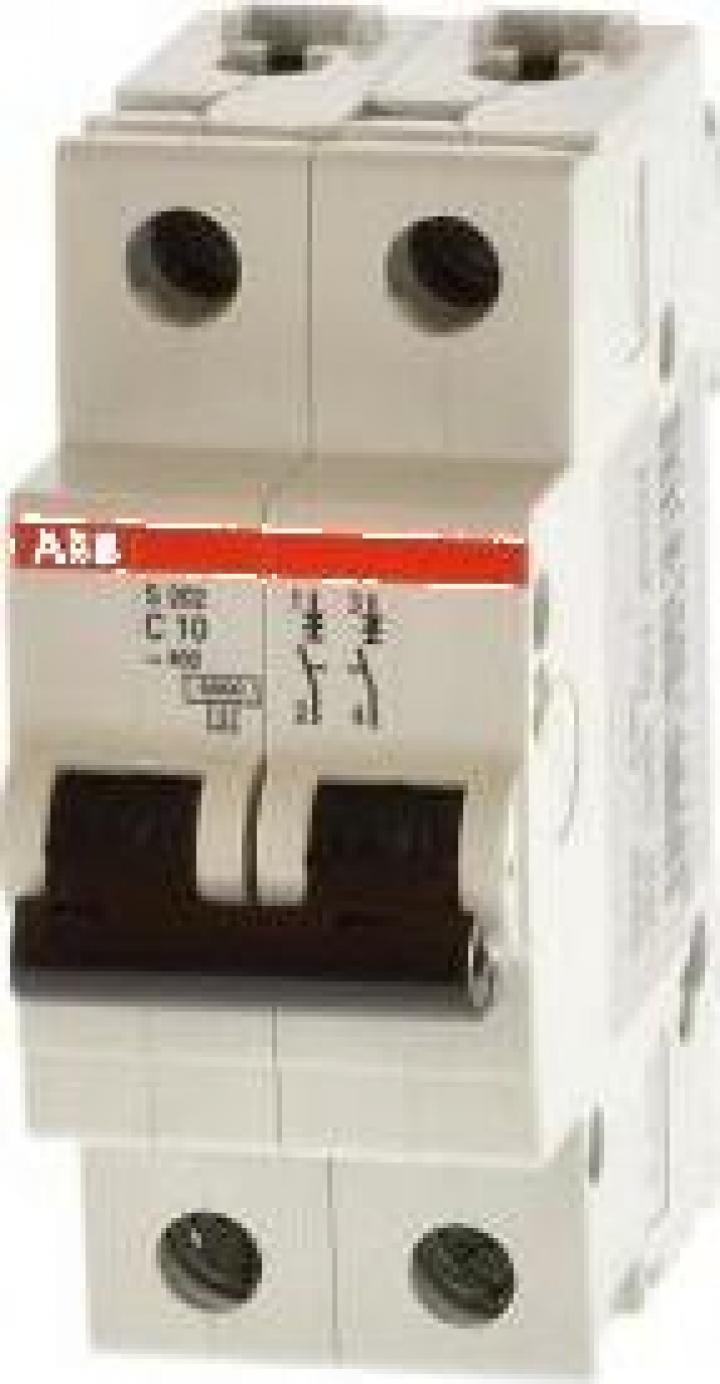 Intrerupator automat bipolar ABB 32A/1N