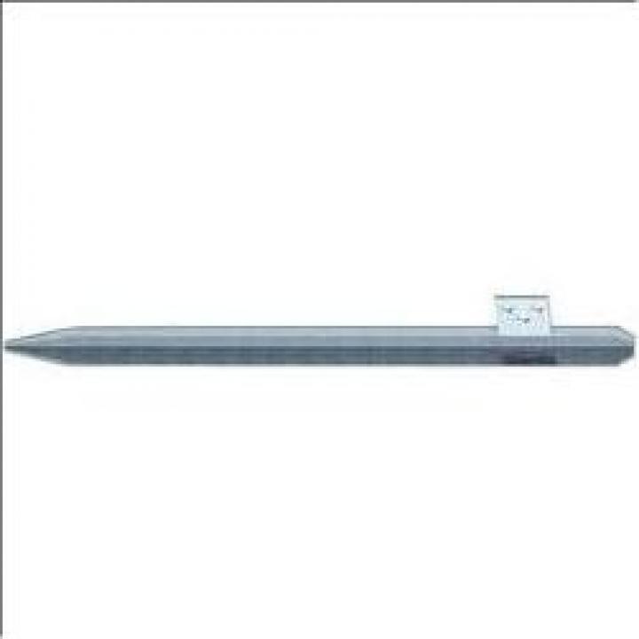 Electrod impamantare zincat, profil cruce 1,5 m