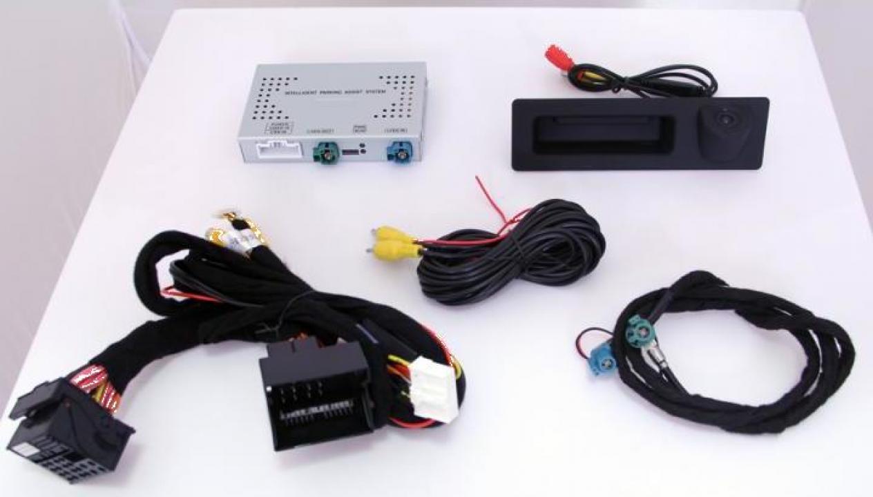 Sistem camera marsarier maner portbagaj Audi A3, A4, A5, A6