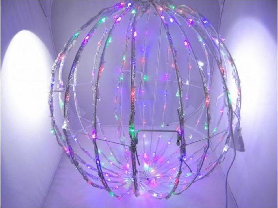 Glob luminos Craciun 240 LED prelungibil