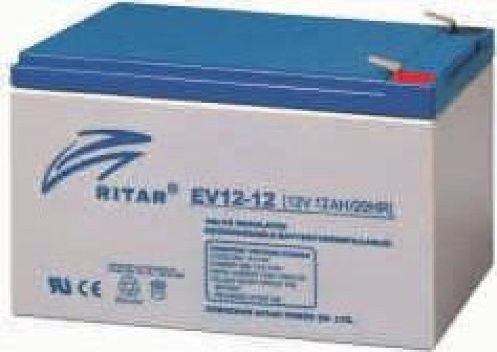 Baterie carut handicap 12V / 14AH