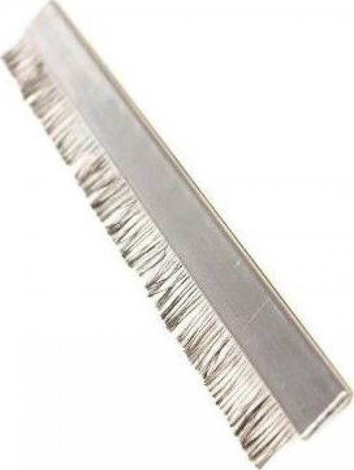 Perii lamelare antistatice